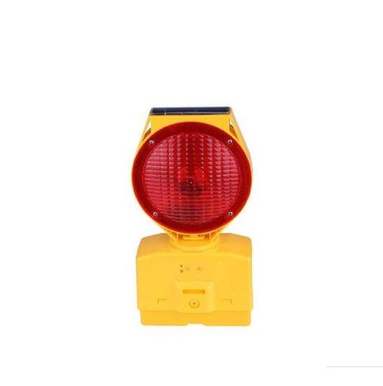 Solar Barricade Light Warning Light
