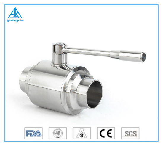 Stainless Steel Sanitary Hygienic Pneumatic Steam Diaphragm &Butterfly & Ball & Check Control Valve