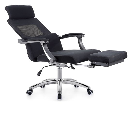 Computer Chair Household Reclining Chair Elevating and Lowering Chair Office Chair Student Ergonomic Net Chair Backrest Chair-1981