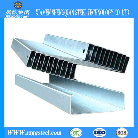 China U C Z Section Steel Metal Roofing Purlin Channel