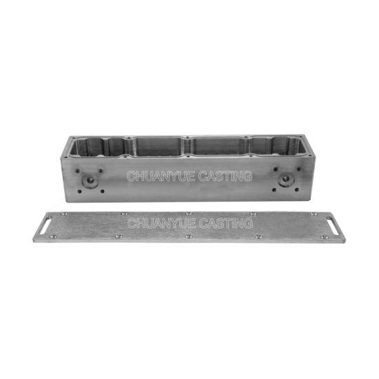 China CNC Factory Aluminum CNC Machining Plate Aluminum Housing for Auto Parts