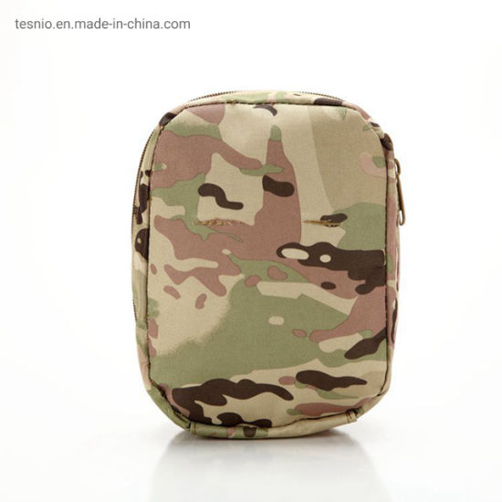 Tactical Molle Utility Camping Recycle Bags Hunting Storage Waist Bag Rifle Ammo Pouch
