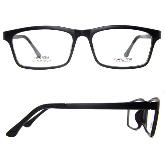 Factory Supply Low MOQ Stylish Spectacles Tr Flexible Optical Eyewear Frames Cheap Prices
