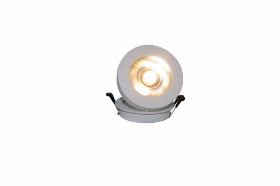 LED Lighting 10W Aluminum Foldable COB LED Ceiling Downlight pictures & photos