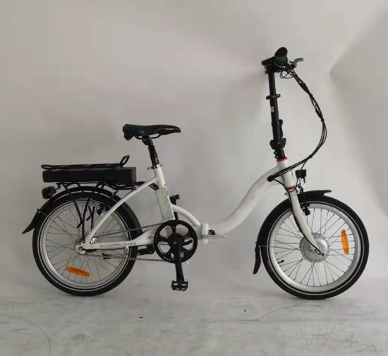 250W 36V Electric E Bike Mini Lady Children Kid City Electric Bike pictures & photos