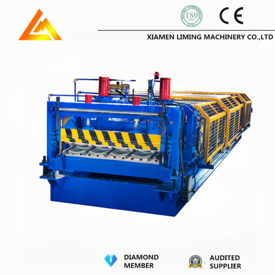 Xiamen Liming Tile Roof Forming Making Machine with High Reliability