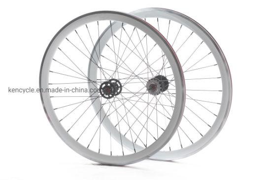 700c Bike Wheel Sets/30mm Rim Depth Wheel Sets/Double Wall Rim /Sy-Ws-30m