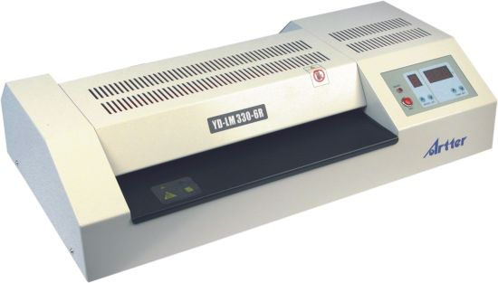 A3 Size 6-Roller Pouch Laminating Machine