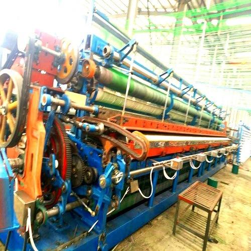 HDPE/Nylon Fishing Net Making Machine