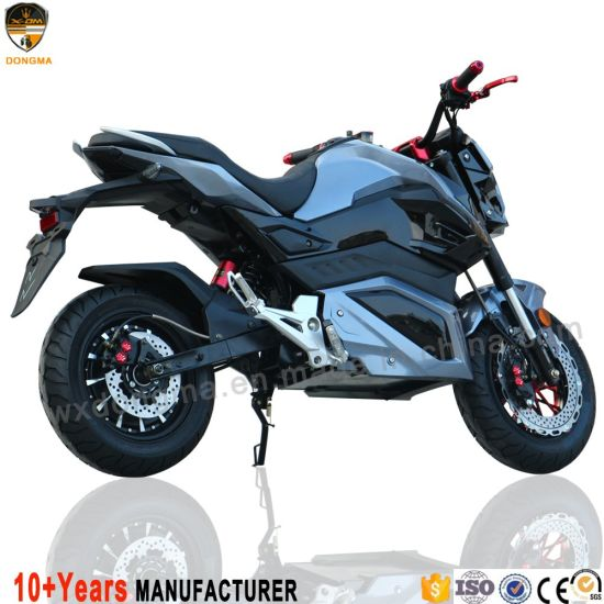 2019 Z6 New Super Power Electric Motorcycle for Hot Sale