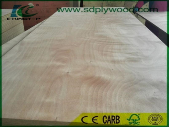BB/CC Grade Timber Face Okoume Plywood with E0, E1 Glue pictures & photos