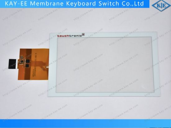 "8"" Capacitive G+G Touch Screen Panel with Eeti IC pictures & photos"