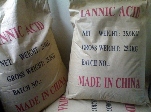 Beverage Preservatives Tannin CAS 1401-55-4 Tannic Acid pictures & photos