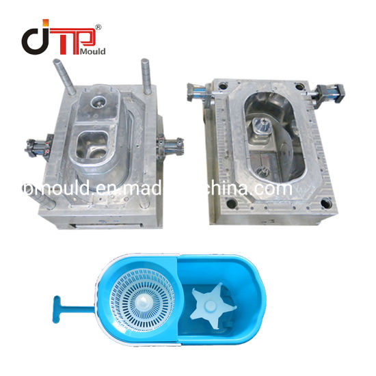 Convenient Automatic Dry and Suitable Plastic Mop Bucket Mould