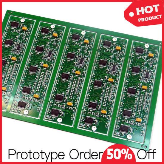 China 100% Test Fr4 HASL Lead Free PCB Manufacturing - China PCB ...
