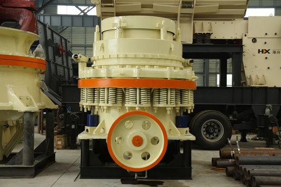 Mining Cone Crusher Hard Stone Cutting Machine China Manufacturer