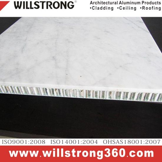 Aluminum Honeycomb Panel for Outdoor Decoration
