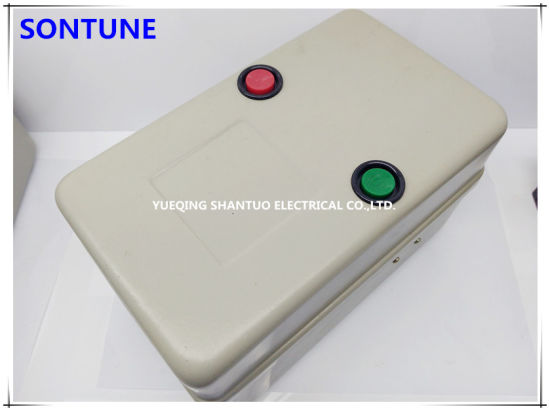 China High Quality Copper/PE AC Magnetic Contactor Working