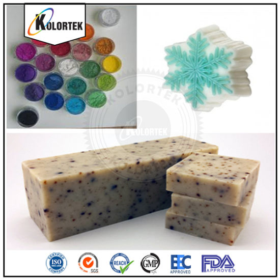 China Pearl Pigments for Soap Making - China Pigment for Soap Making ...