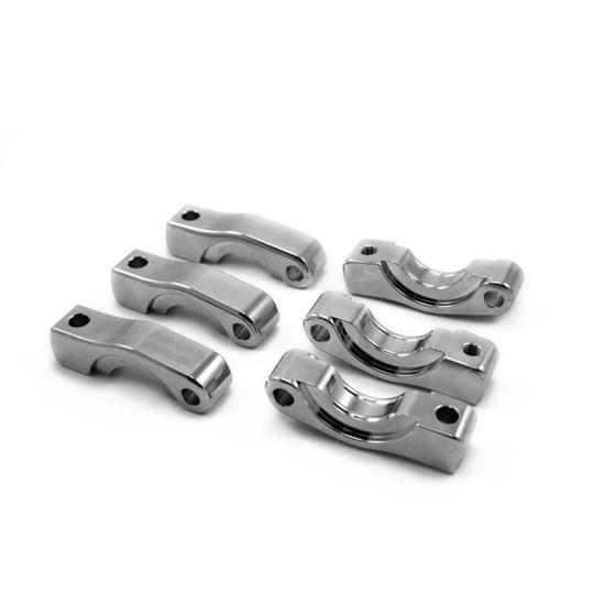 Air Compressor Screw Car Spare Parts CNC Machining CNC Milling