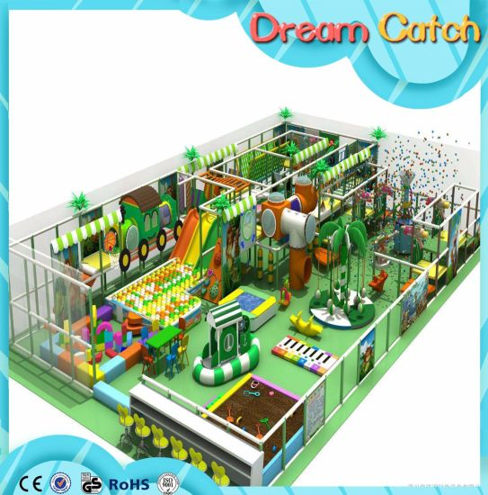 Commercial Used Kids Soft Play Area Playground pictures & photos