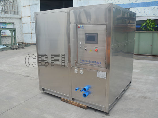Automatic 5 Tons Ice Cube Machine pictures & photos