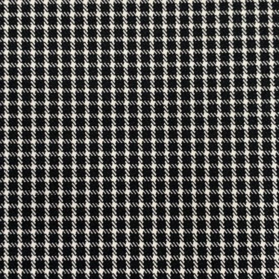 96%Polyester 4%Spandex 300d+40d Cationic Plaid Stretch Fabric