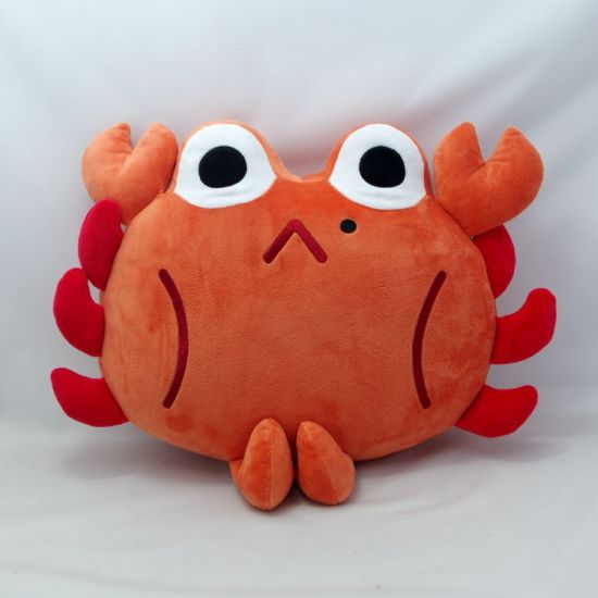 Crab Shape Pillow Crab Stuffed Toy pictures & photos