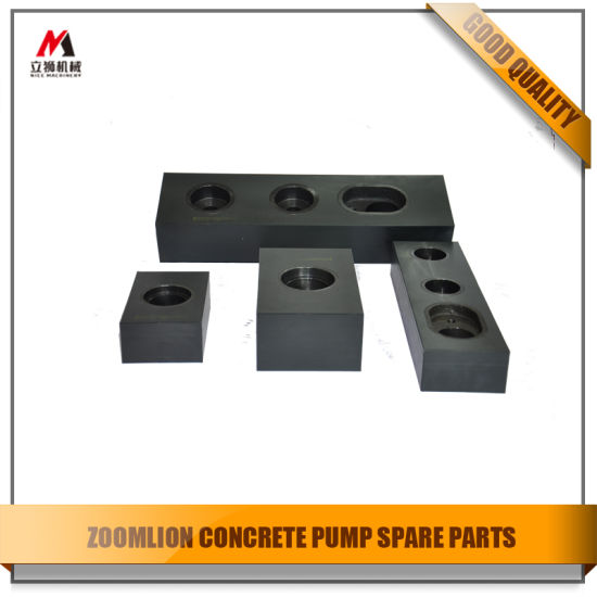 001605102A0700001 Outrigger Plate for Zoomlion Concrete Pump