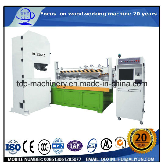 Mjs1612 CNC Automatic Curve Saw Wood Cutting Machine/ CNC Wood Cutter Saw Machine/ CNC Woodworking Curve Band Saw Machine for Table and Chair Profession Process