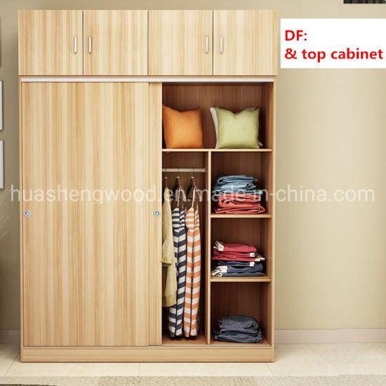 Customized Furniture Bedroom Wardrobe Closet