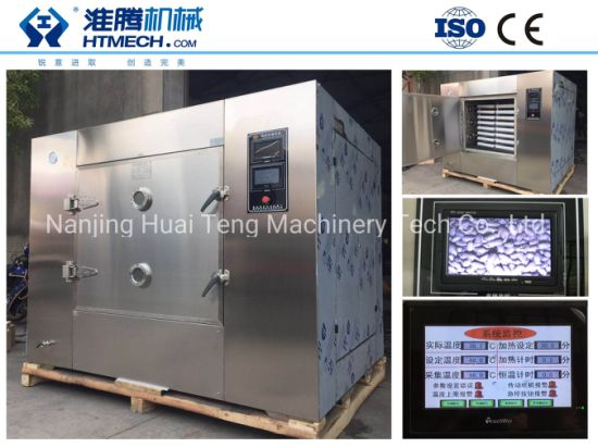 Commerical Multifunction Microwave Vacuum Drying Oven for Food Processing Industries