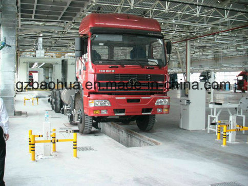 Truck Wheel Aligner/Bus Wheel Alignment System pictures & photos