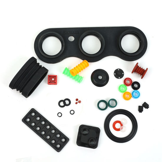 OEM All Kinds of Rubber Accessories