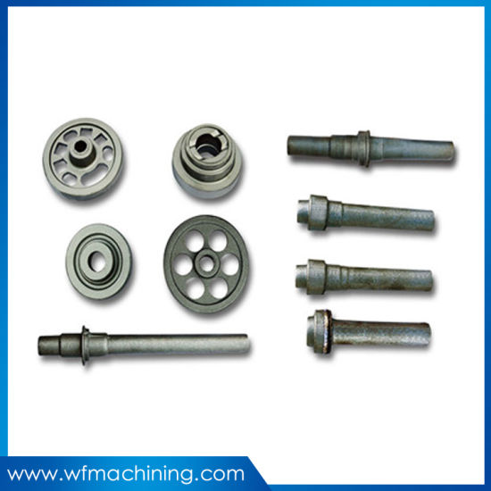 OEM/Custom Hot Forged/Forge/Forging Drive Shaft Components by Stainless Steel pictures & photos