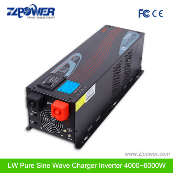 12VDC/24VDC/48VDC to 110V/220VAC Pure Sine Wave Car Power Inverter pictures & photos