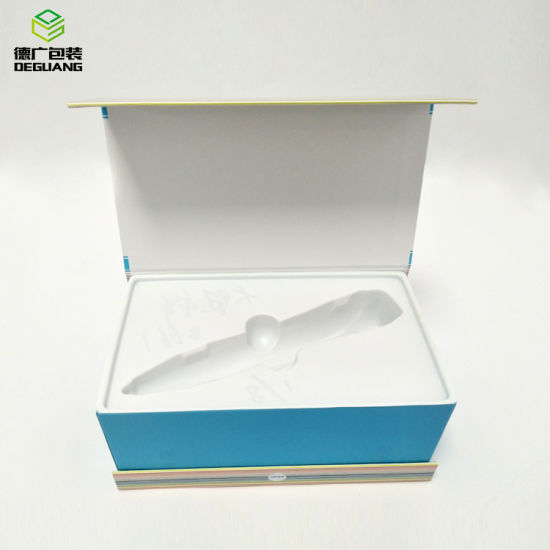 Manufacturer Wholesale Custom Cardboard Paper Packaging Gift Box with Magnetic