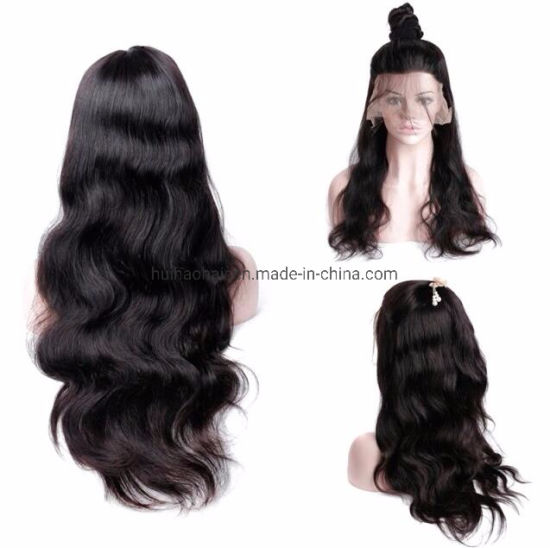 High Quality Brazilian Peruvian Indian Human Hair Wig with Competitive Price Lace Wig pictures & photos