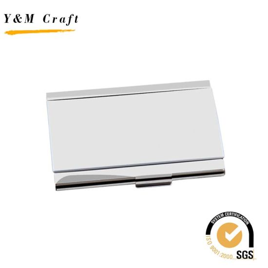 China custom promotional metal name card cases business card holder custom promotional metal name card cases business card holder reheart Gallery