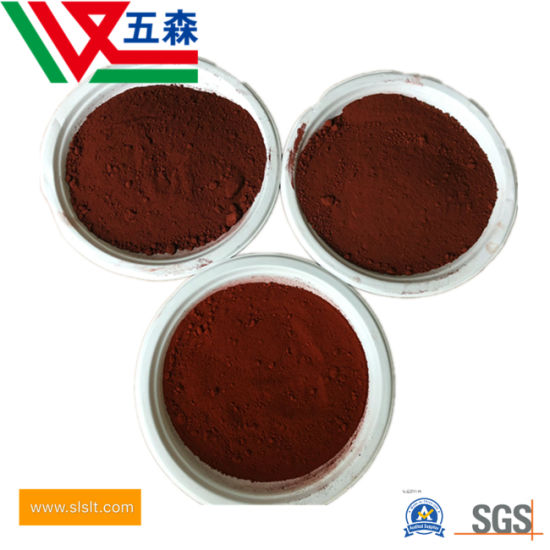 The Content of Iron Oxide Red H130 H101 Sold Directly by The Manufacturer Is 97%. pictures & photos