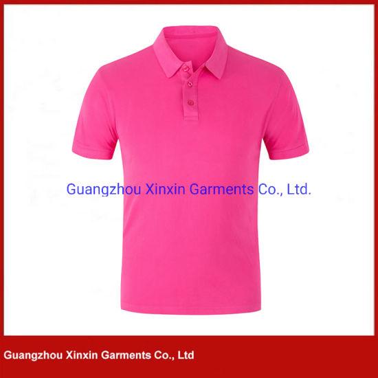 Men's Cotton Pique Classic Design Polo Tee Shirt (P392)