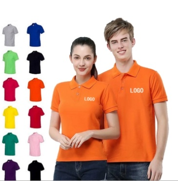 Classic Shirt Casual Dress Cotton Polyester Material Custom Design Printing OEM Service Blank Clothes Polo Shirts