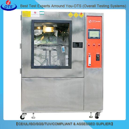 IEC60529 Ipx1~4 Standard Rain Spray Test Chamber for Waterproof Test
