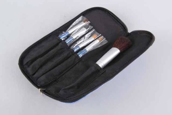 5PC Wool Wooden Handle Brush Set