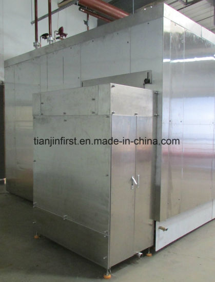 IQF Freezer for Vegetables and Fruits pictures & photos