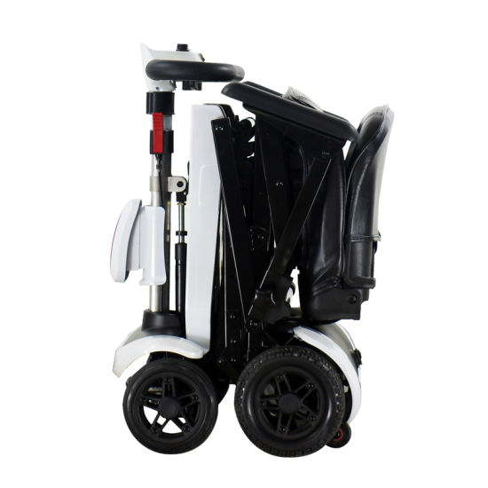 Solax Genie Plus Easily Travel Electric Mobility Scooter pictures & photos