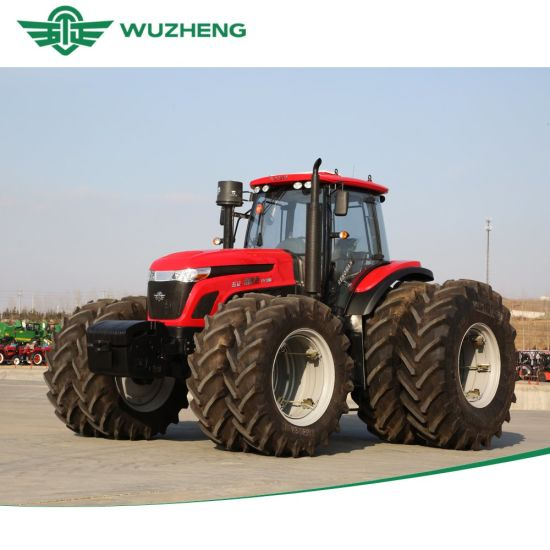 4X4 230HP Chinese Waw Agriculturel Tractor for Sale pictures & photos