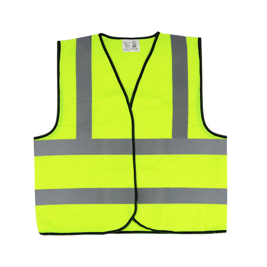 High Visibility Construction Work Wear Reflective Protective Shirts Safety Jacket pictures & photos