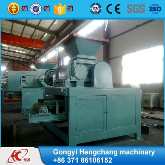 Hydraulic Coal Carbon Briquetting Machine for Firm Final Products pictures & photos