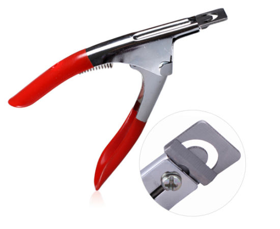 Toe Nail Clipper With Catcher